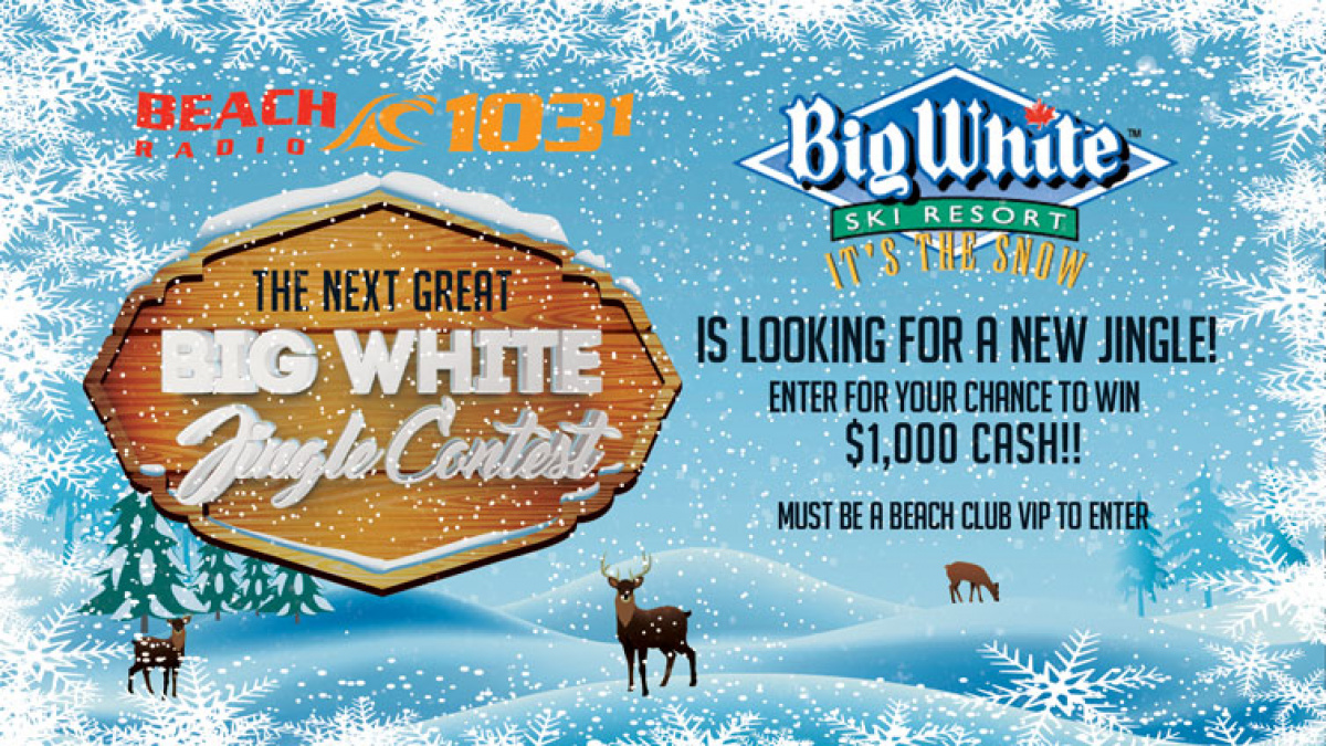 The Next Great Big White Jingle Contest